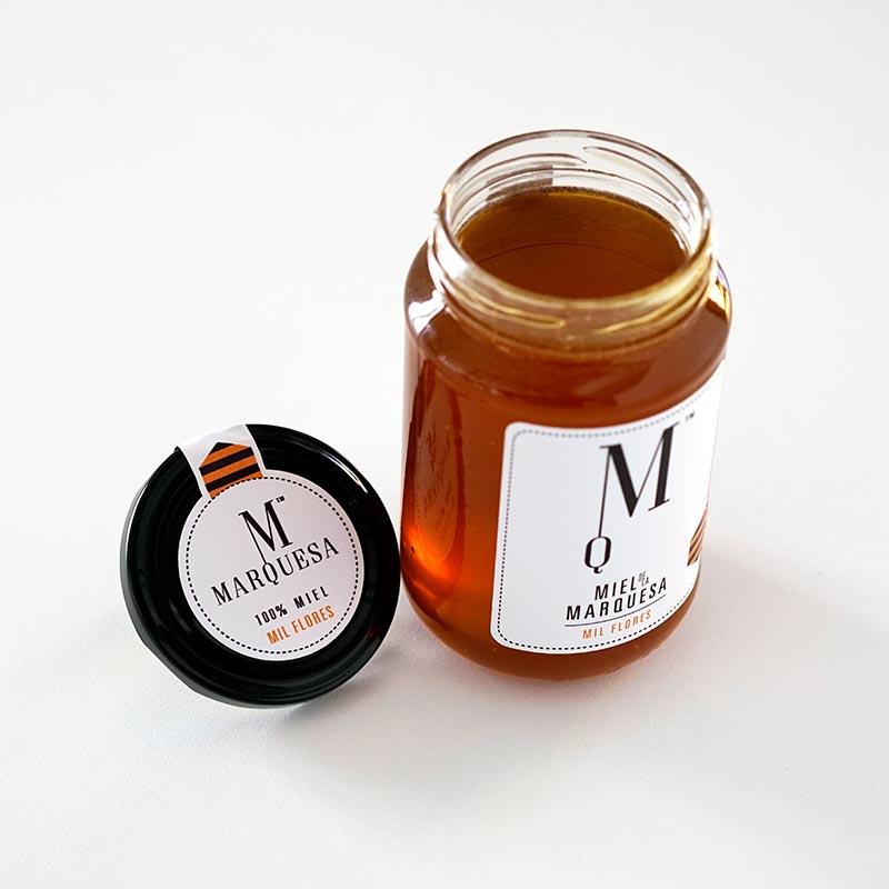 Miel de la Marquesa. Una de las mejores Mieles de España
