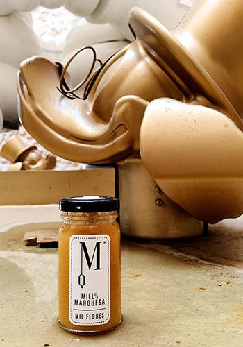 Miel de la Marquesa en la Fundación Antonio Pérez de San Clemente